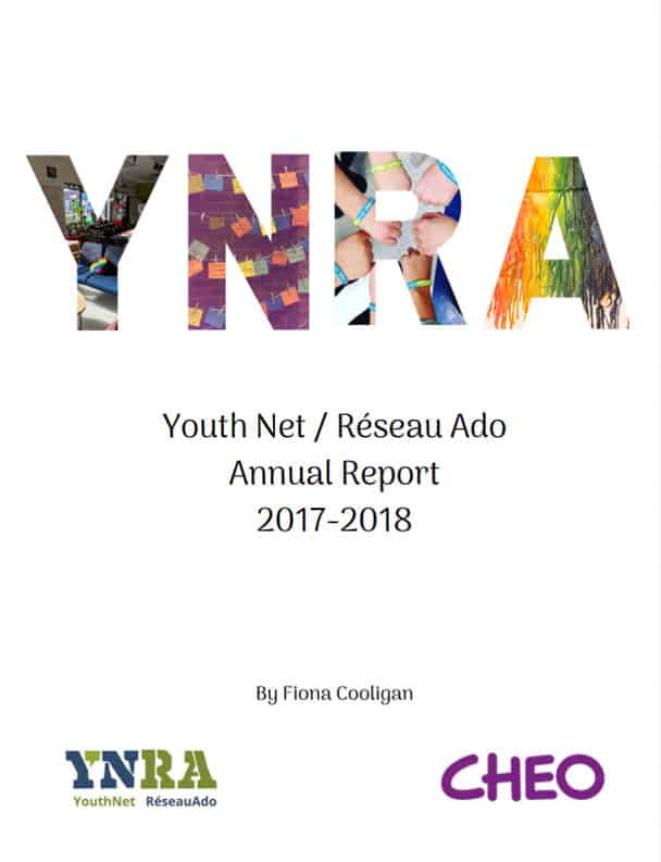 Rapport annuel YNRA 2015-2017