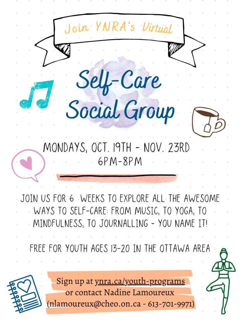 Self-Care Program (Fall 2020)